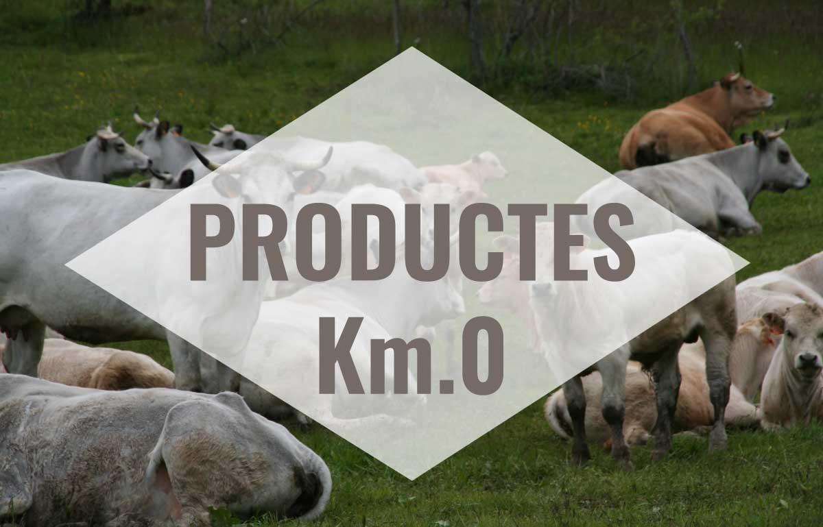 Productes km0 de la Cerdanya