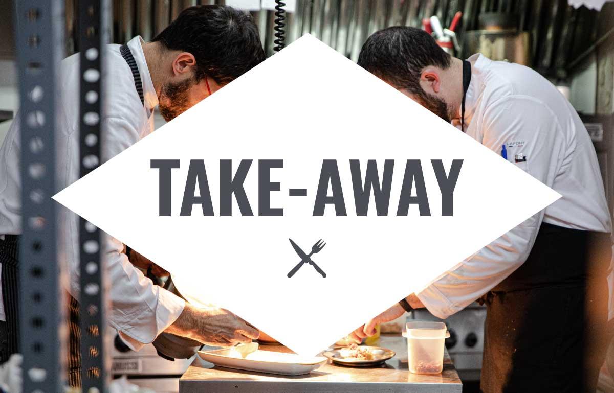 take away restaurant cal jet bistrot